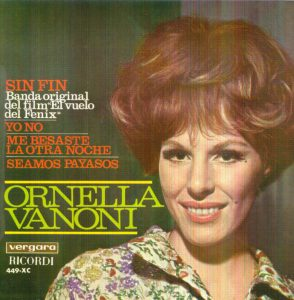 ornella vanoni e la musica brasiliana